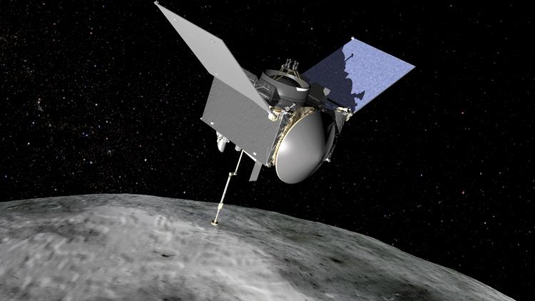 Зонд OSIRIS-REx не обнаружил новые троянские астероиды Земли