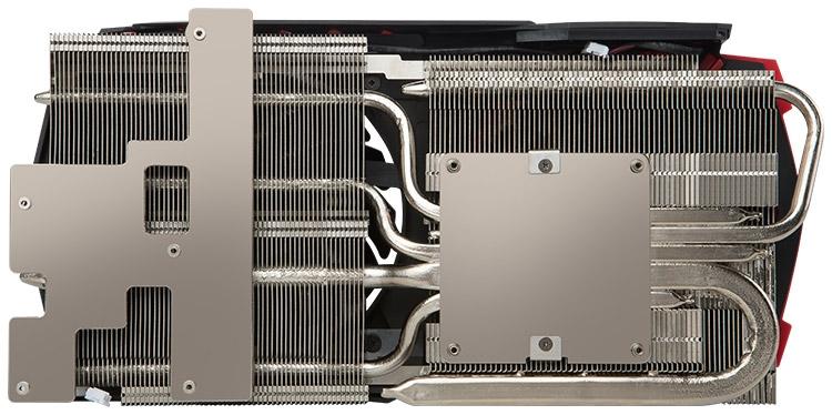 Видеокарта MSI GeForce GTX 1080 Ti Gaming X 11G