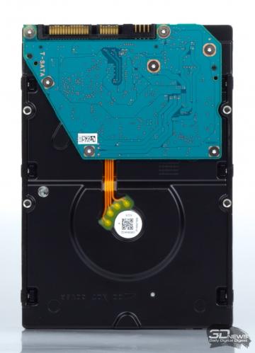 Обзор жесткого диска Toshiba N300: первый HDD Toshiba для NAS