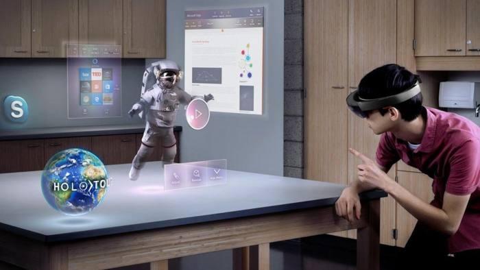 FT: Apple и Facebook присоединились к гонке в области очков дополненной реальности