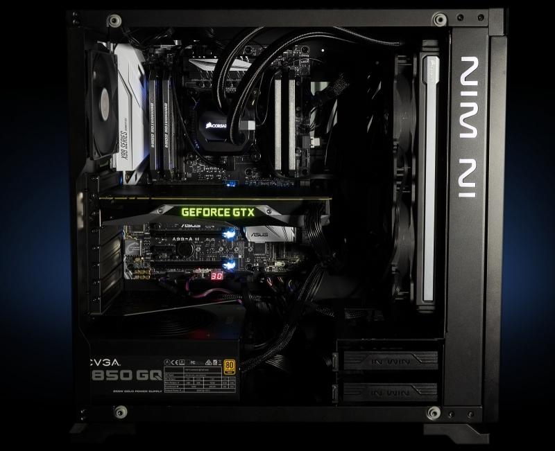 Компьютер месяца — апреРСЊ 2017