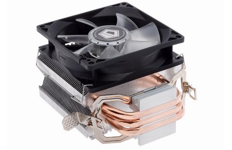 Кулер ID-Cooling SE-903-R (Intel LGA1151/1150/1155/1156/775/AMD FM2+/FM2/FM1/AM3+/AM3/AM2+/AM2)