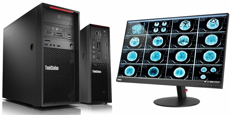 Рабочие станции Lenovo ThinkStation P320 подходят для использования VR-инструментов