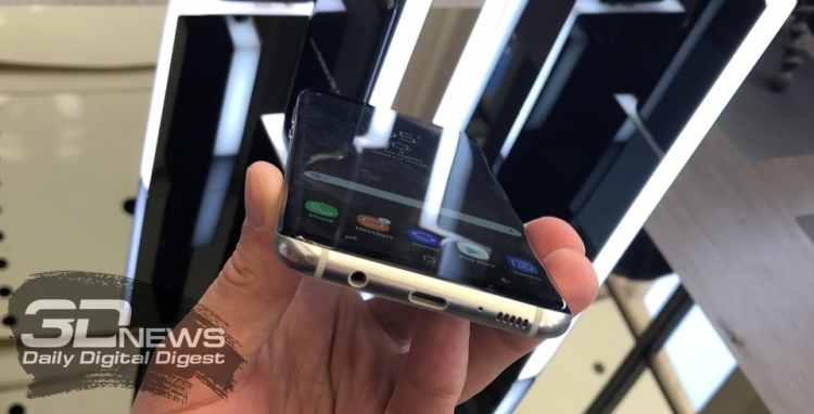 """Смартфоны Samsung Galaxy S8 и S8+ анонсированы и поступят в продажу 21 апреля"""""""