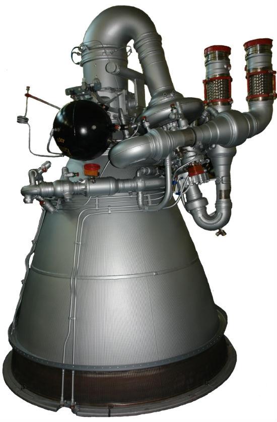Двигатель РД-0210/0211