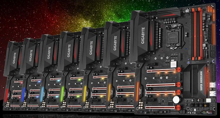 Gigabyte GA-Z270X-Gaming SOC