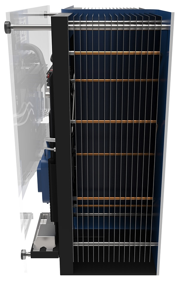 Корпус-радиатор Calyos NSG S0