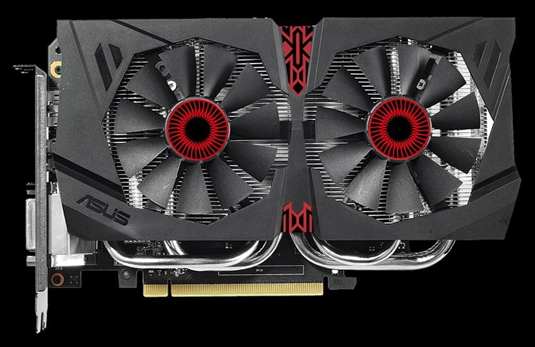 ASUS GeForce GTX 1060 OC 6GB 9Gbps (GTX1060-O6G-9GBPS)