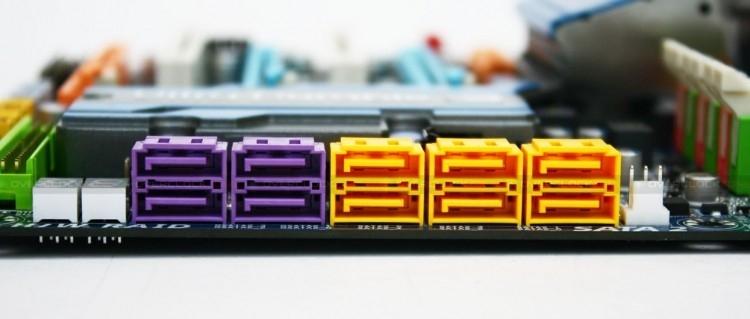 SATA хорошо подходит для владельцев систем с большим количеством накопителей