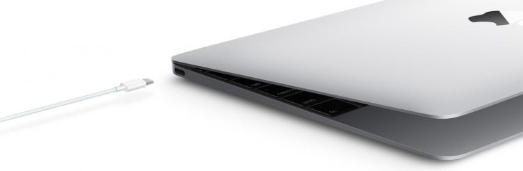 Apple MacBook c USB-C