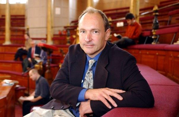 Создателя Интернета Тима Бернерса-Ли наградили премией Тьюринга