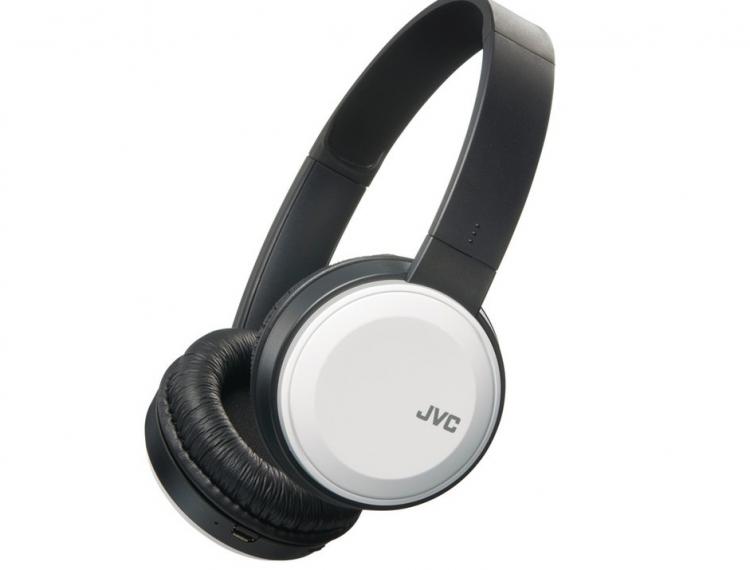 Гарнитура JVC HA-EBR25-B-E Black