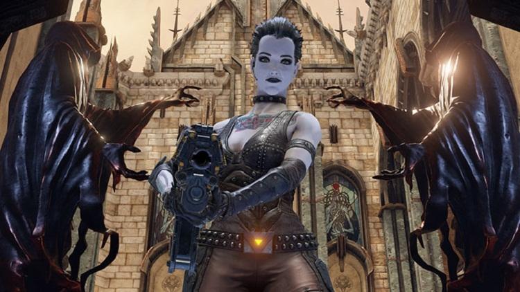 Новый трейлер Quake Champions посвятили чемпиону поимени Slash