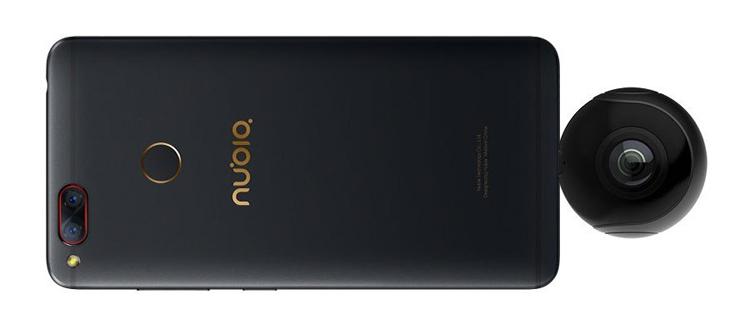 Камера Nubia NeoAir VR