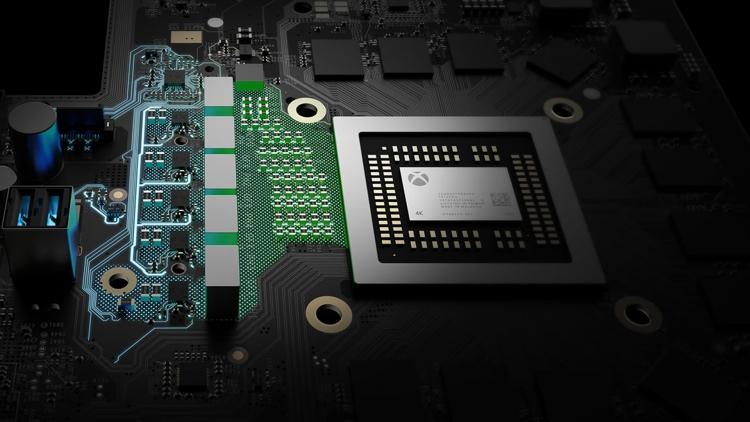 Технические характеристики консоли Microsoft Project Scorpio