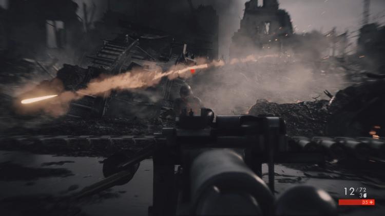 Время загрузки игр вроде Battlefield 1 на Scorpio будет раздражать не так сильно