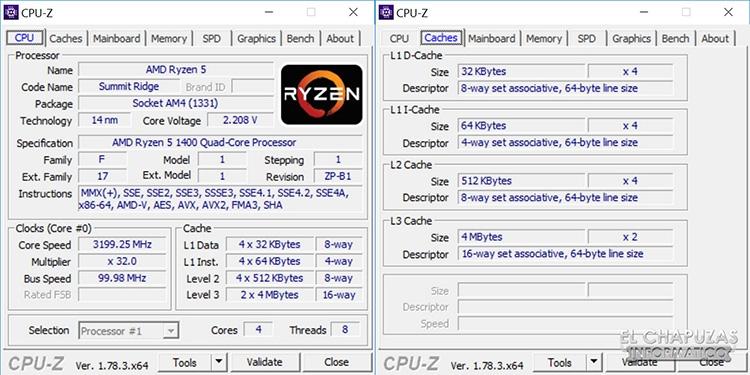 Утилита CPU-Z неверно определила Vcpu: на самом деле напряжение ниже почти в два раза