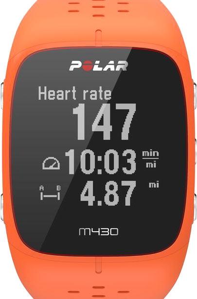Фитнес-часы Polar M430