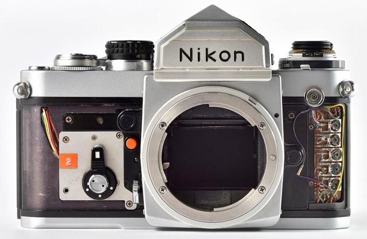 Прототип Nikon F3 (1975 год)