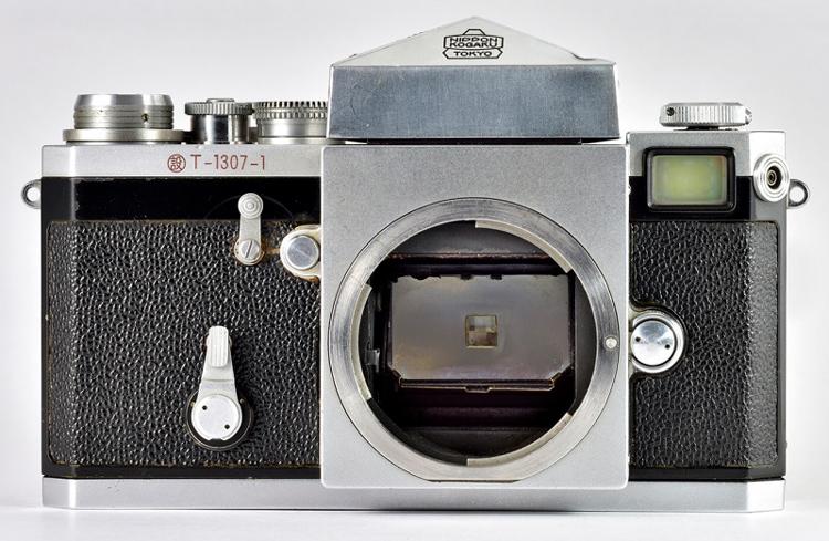Прототип Nikon F (1957 год)