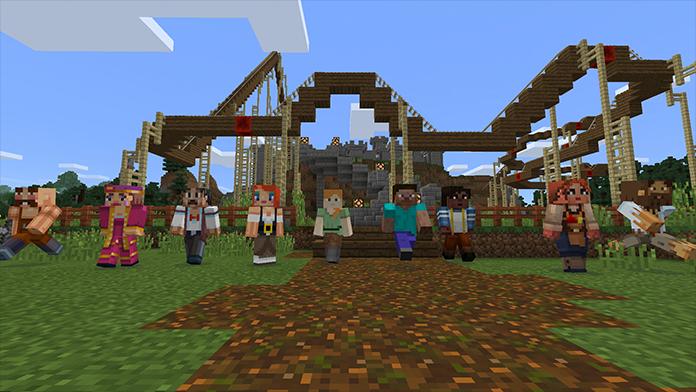 Игроки Minecraft смогут зарабатывать вигре настоящие деньги