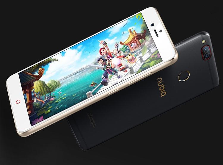 Представлен Nubia Z17 Мини наSnapdragon 653 ис6 ГБОЗУ