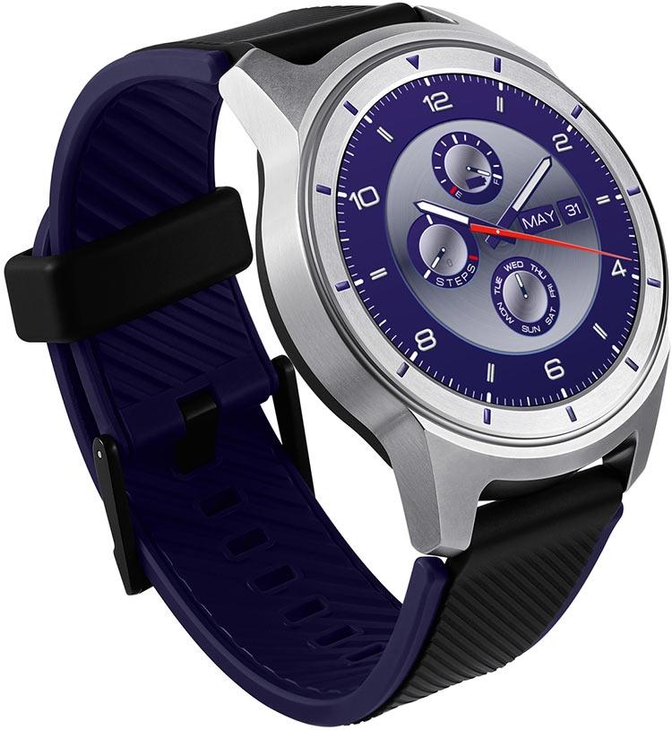 Первые часы от ZTE на базе Android Wear одновременно стали одними из самых дешёвых