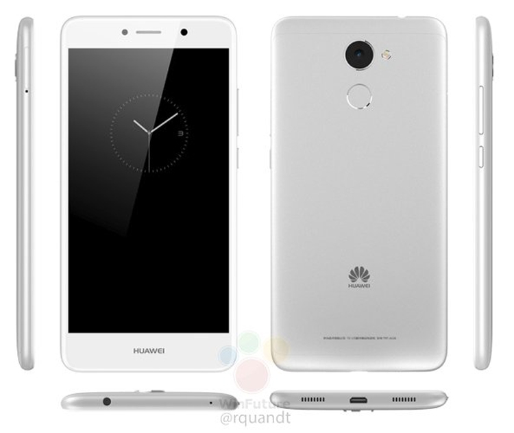 Смартфон Huawei Enjoy 7 Plus
