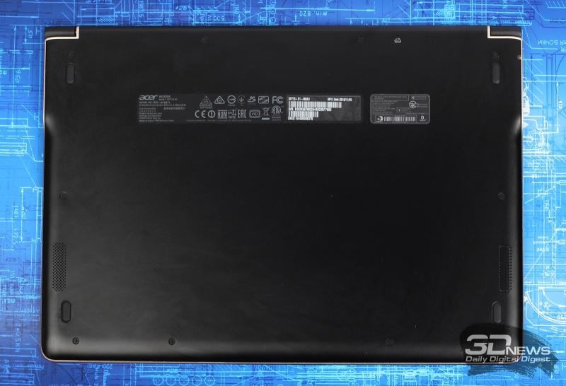 Днище Acer Swift 7