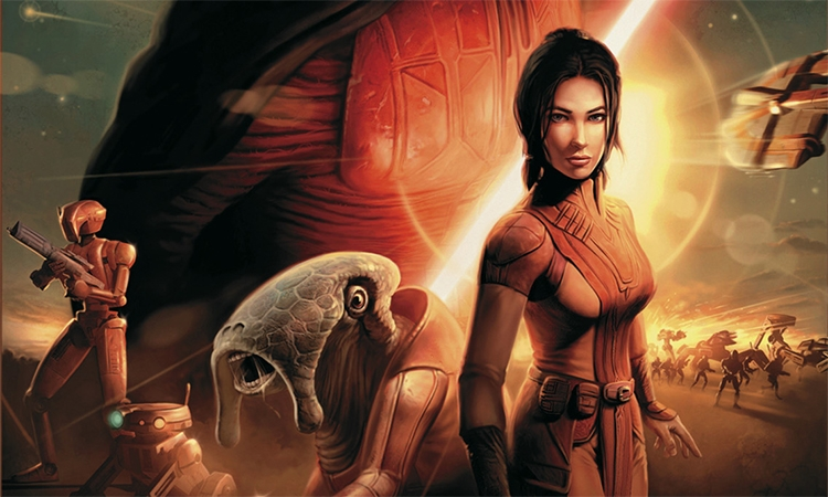 В BioWare могут работать над Star Wars: Knights of the Old Republic III