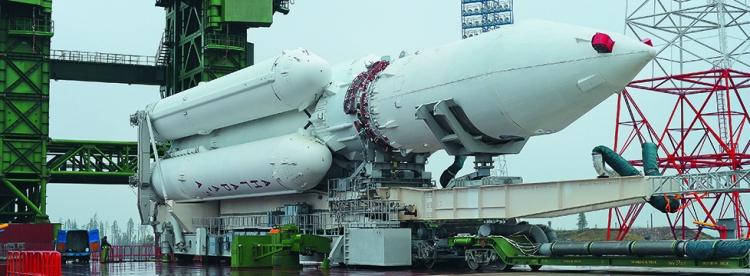 Планы по производству тяжёлой ракеты «Ангара-5» уменьшили в несколько раз