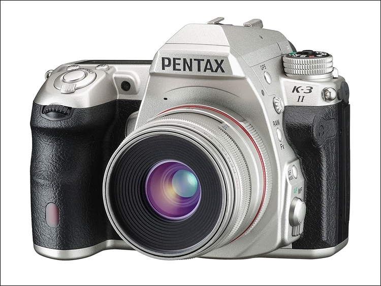 Серия юбилейных камер Pentax K-3 II