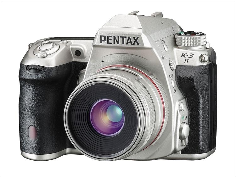 Серия СЋР±РёРейных камер Pentax K-3 II
