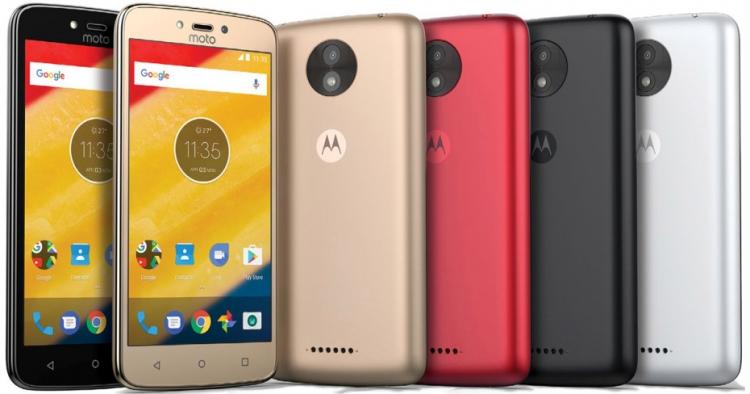 Moto C и Moto C Plus нацелены на впервые приобретающих смартфоны
