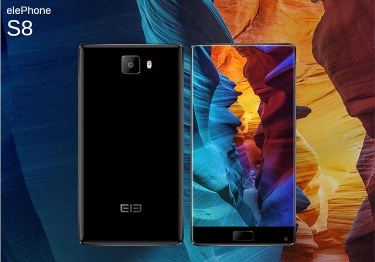 Смартфон Elephone S8