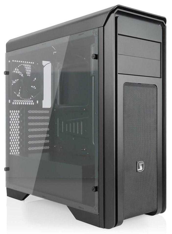 Корпус SilentiumPC Gladius M35T Pure Black