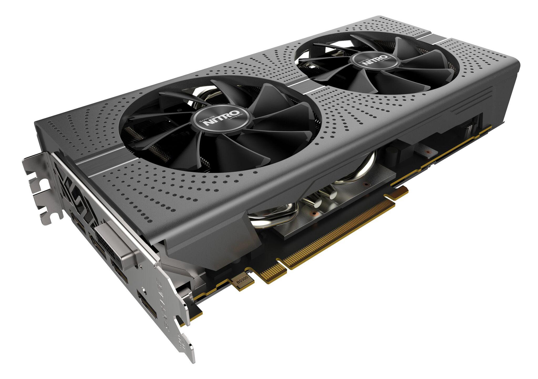 Обзор видеокарты AMD Radeon RX 580: Polaris второго поколения
