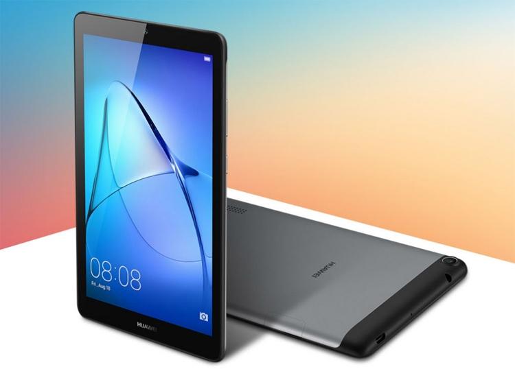 Планшеты Huawei MediaPad T3 7 и T3 8