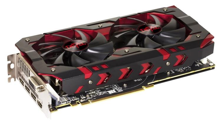 PowerColor Red Devil RX 580 8GB GDDR5