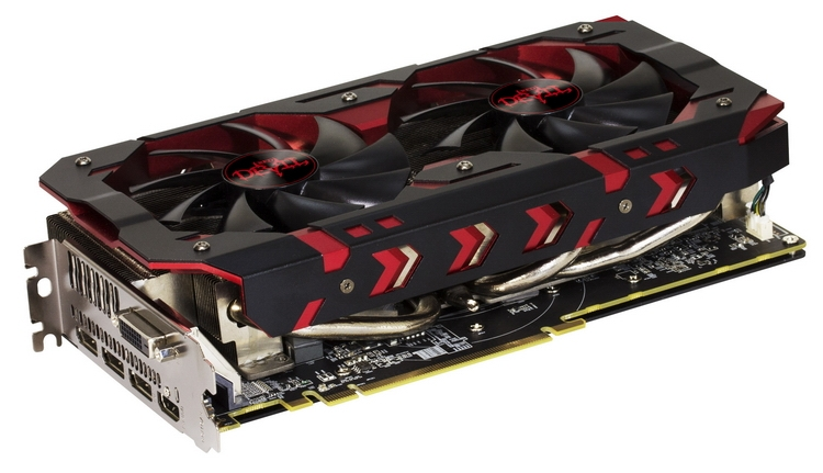 PowerColor Red Devil RX 580 8GB GDDR5 Golden Sample