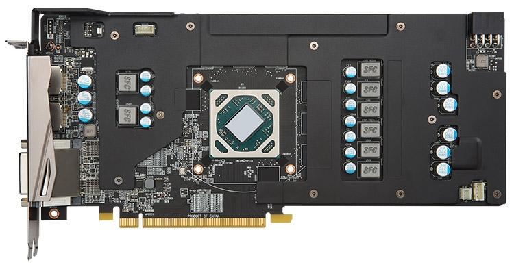 Видеокарта MSI Radeon RX 580 Gaming X 8G OC