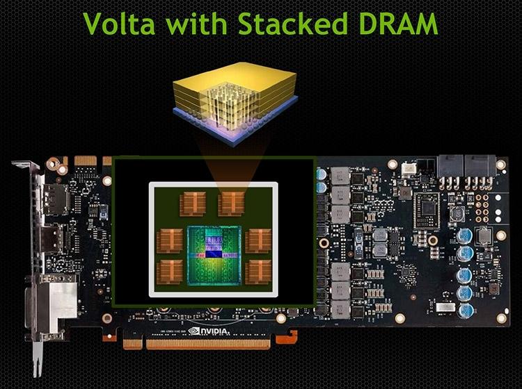 NVIDIA может выпустить карты с архитектурой Volta в третьем квартале