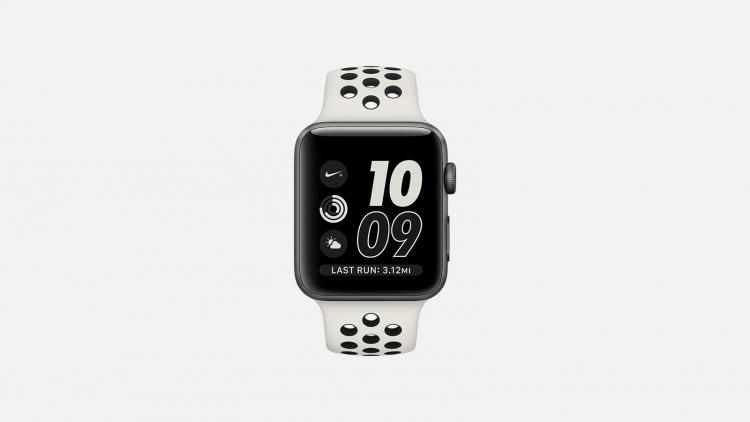 AppleиNike выпустили смарт-часы Watch NikeLab для любителей фитнеса