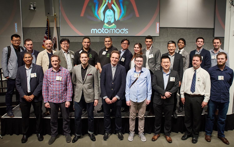Определены победители конкурса по созданию сменных модулей Moto Mods