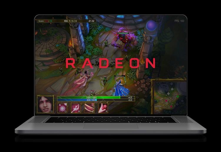 AMD Radeon Mobile