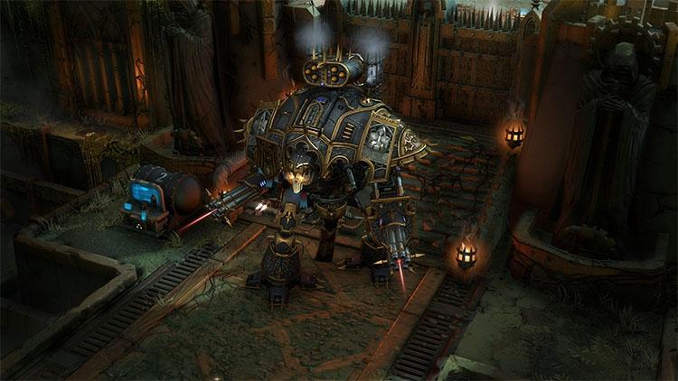 Новая часть игры Dawn OfWar поступит в реализацию 27апреля