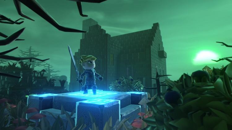 Коллекция PlayStation 4 и Xbox One пополнилась новым шедевром: Portal Knights