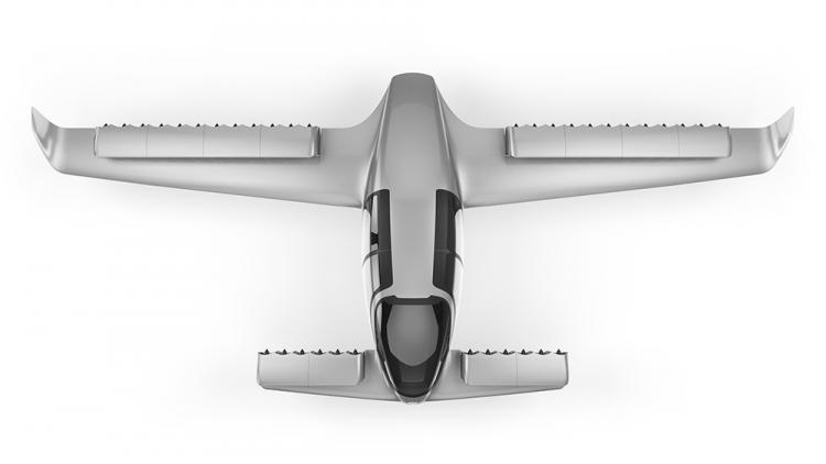 В Германии успешно испытали прототип «летающего такси» на электрической энергии