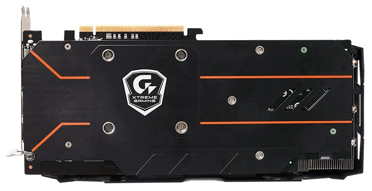 Видеокарта Gigabyte Aorus GeForce GTX 1060 Xtreme Edition 6G 9Gbps