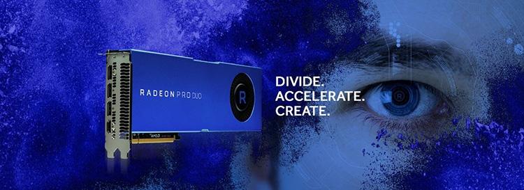 AMD Radeon Pro Duo 2017